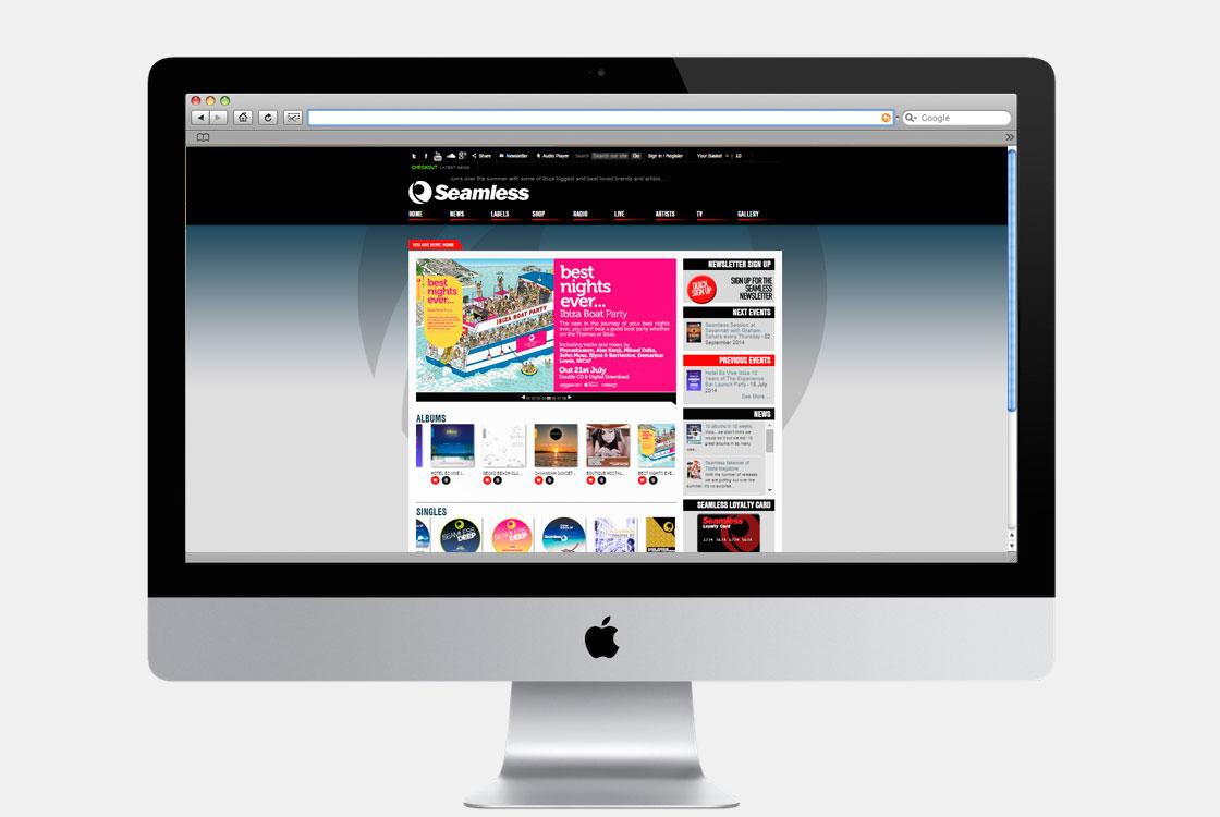 seamless-website